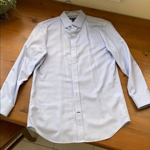Tailored Slim Fit Dress Shirt - Banana Republic